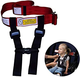 Child Airplane Safety Travel Harness - The Safety Restraint System Will Protect Your Child from Dangerous. - Airplane Kid ...