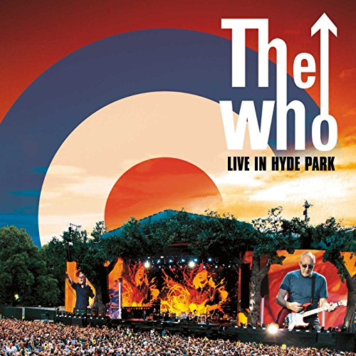 Live in Hyde Park (Limited Edition) (3 LP, 1 DVD)