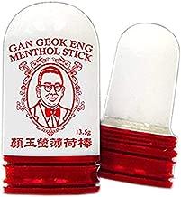 Gan Geok Eng Menthol Stick Made in Taiwan 0.48oz 13.5g