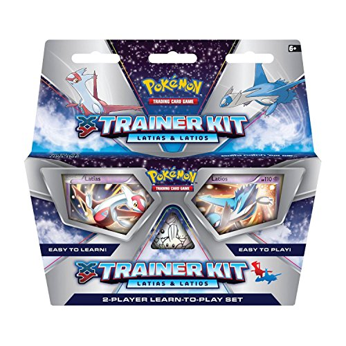 Pokemon - 331813 - Jeu De Cartes - Trainer Kit Latias and Latios - D8