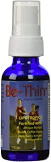 BE-THIN Lipotropics fortified with African mango, Green Coffee Bean, Raspberry ketone sublingual Spray -- by Legere Pharmaceuticals