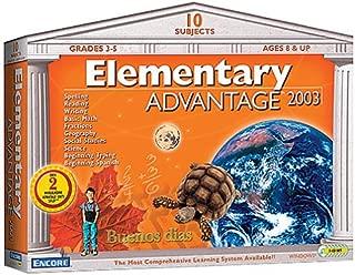 ENCORE SOFTWARE Elementary School Advantage 2003 (Windows)