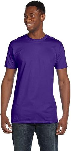 4980 Nano T-Shirt pour hommes 1 Ice gris + 1 violet 3XL