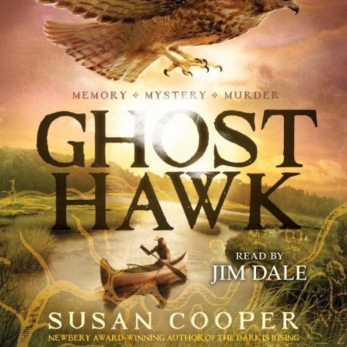 Ghost Hawk audiobook cover art