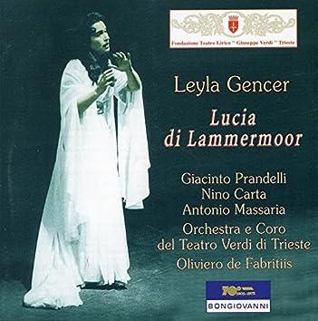 Donizetti: Lucia di Lammermoor (Live Recordings 1957)