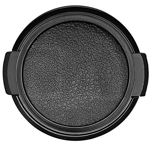 Neewer Tapa para Objetivo de Cámara, 52 mm para Nikon AF-S VR Zoom-Nikkor 200-400 mm f/4G IF-ED y Todas Las Cámaras con Rosca de 52mm