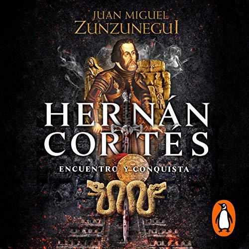 Hernán Cortés (Spanish Edition) cover art