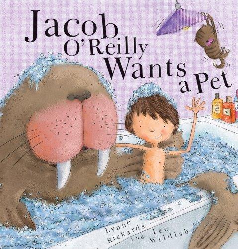 Jacob O'Reilly Wants a Pet