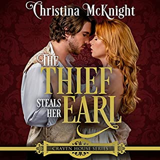 The Thief Steals Her Earl cover art
