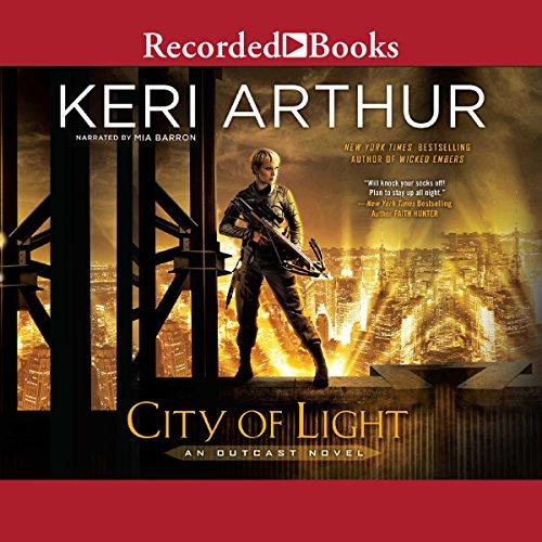 Page de couverture de City of Light