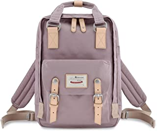 "Himawari Backpack/Waterproof Backpack 14.9"" College Vintage Travel Bag for Women,13inch Laptop for Student (HM-41#)"