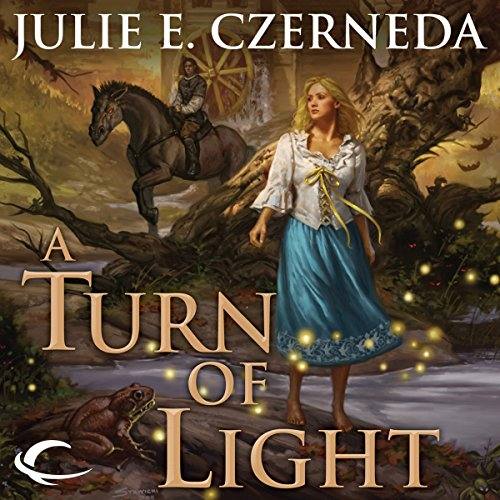 A Turn of Light audiobook cover art