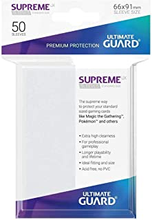 Ultimate Guard UGD010791 Frosted Supreme UX Card Sleeves, Standard