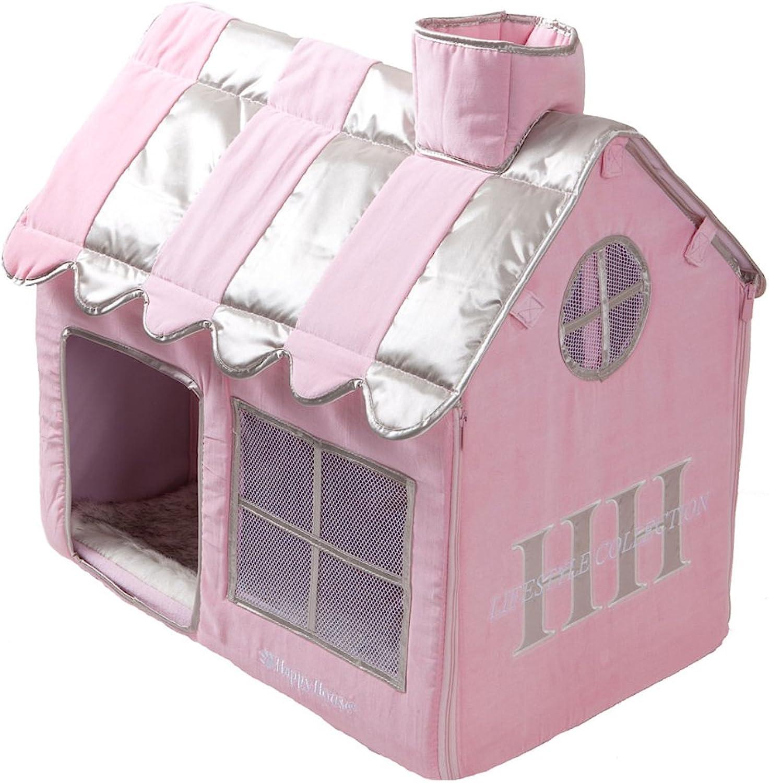 HappyHouse Cat Lifestyle Villa, Medium, Pink