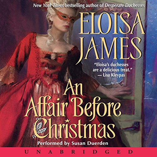 An Affair Before Christmas cover art