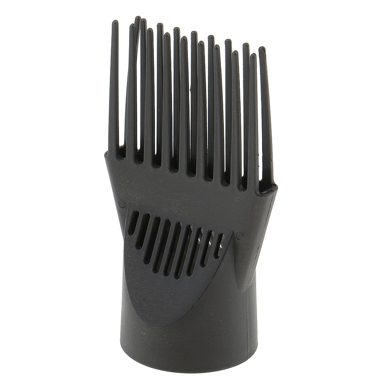 エッセンステント伝染性のCUTICATE ヘアドライヤーディフューザー 風吹きカバー プラスチック デュアルグリップ ユニバーサル