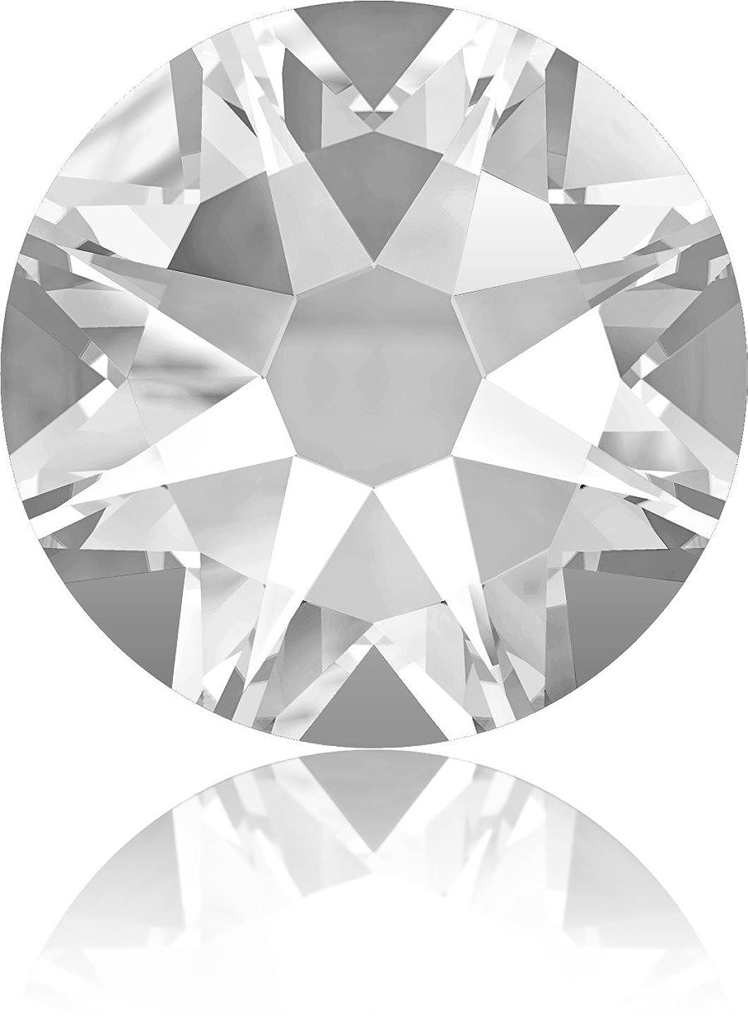 あごひげ真向こう違反するネイルアートパーツ クリスタル SS12:3.0~3.2mm 1440P