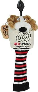 M・U SPORTS MUスポーツ 703W1516S フェアウェイウッド用ヘッドカバー Tokyo in Japan