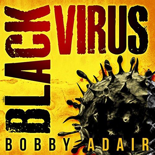 Black Virus audiobook cover art