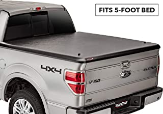 UnderCover Classic One Piece Truck Bed Tonneau Cover | UC4050 | fits 2005-2015 Toyota Tacoma 5ft Short Bed Crew