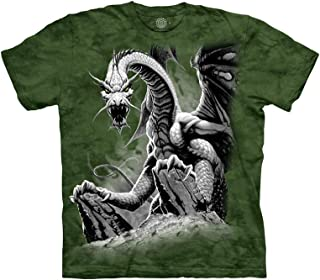 The Mountain Big Kids Mymountain Black Dragon Apparel