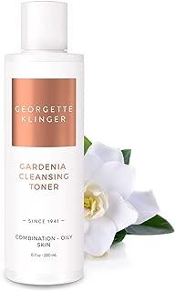 Georgette Klinger Gardenia Toner - Purifying & Balancing Facial Astringent - Oil-Control for Combination & Oily Skin