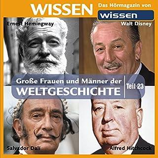 Große Frauen und Männer der Weltgeschichte 23 Titelbild