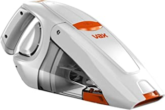 Vax Gator Cordless Handheld Vacuum Cleaner, 0.3 L - White/Orange