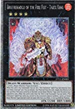 Yu-Gi-Oh! - Brotherhood of the Fire Fist - Tiger King (CT11-EN001) - Collector Tin Promos - Limited Edition - Platinum Secret Rare