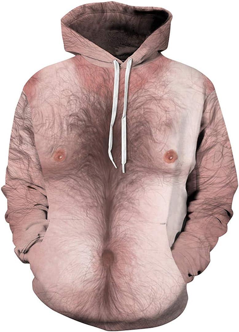 3D Hoodies Max 49% OFF Men Women Free shipping New Clothes Pu Muscles Nude Print Sweatshirt