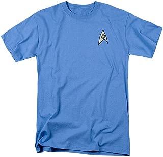 Best star trek blue uniform shirt Reviews