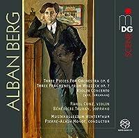 3 Fragments From Wozzeck Op. 7 / 3 Orchestral by RAHEL / TAURAN,BENEDICTE / MONOT,PIERRE ALAIN MUSIKKOLLEGIUM WINTERTHUR / CUNZ