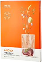 Anova Culinary | Sous Vide Anova Pre-Cut Vacuüm Sealer Tassen | Accessoire | One Size | Clear