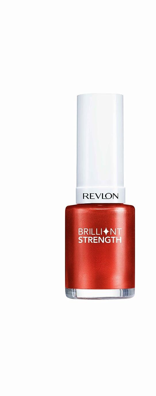 スーパー定規初期のRevlon Vernis à Ongles Brilliant Strength 11,7 ml N°090 Captivate