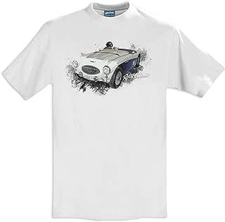 RetroClassic 1955 Austin Healey 100S Mens T-Shirt