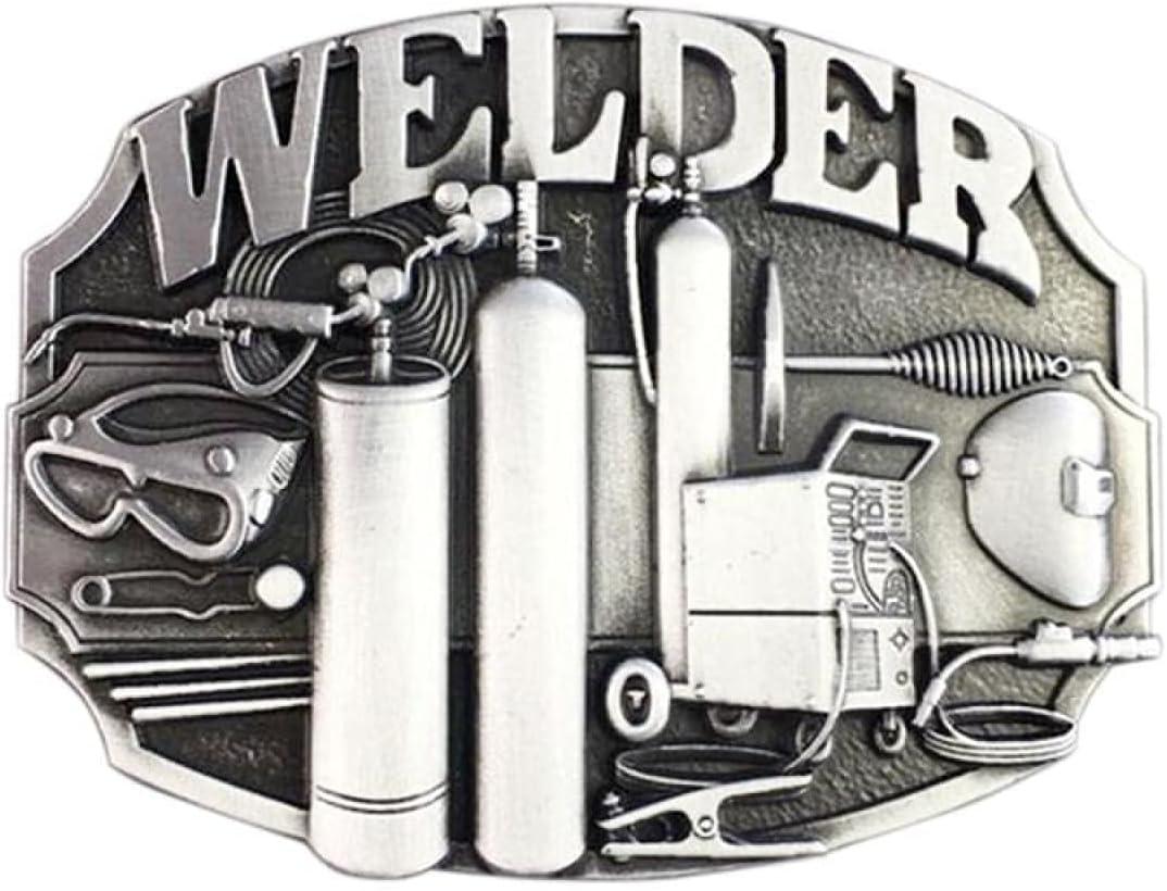 New Vintage Welder Ranking TOP17 Trades Super special price Buckle Tradesman Belt Womens