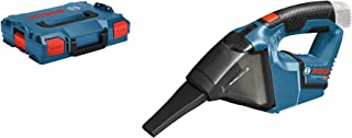 Bosch Professional 12 V System Battery Vacuum Cleaner Gas 12 V (0.35 L Container Volume, 0.87 kg, without Batteries and Ch...