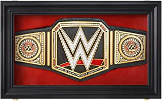 Replica WWE Championship Title Display Case