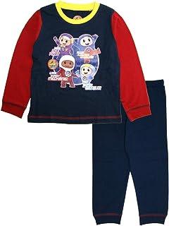 Go Jetter Boys Long Pajamas Pjs