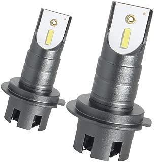 H7 LED Headlight Conversion Kit High/Low Beam 50w 12000lm 6500K car headlamp Bulbs Super brightness CSP Chips-Mini