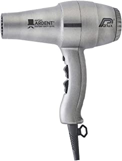 Parlux Ardent Barber Ionic 1800W Hair Dryer, Silver