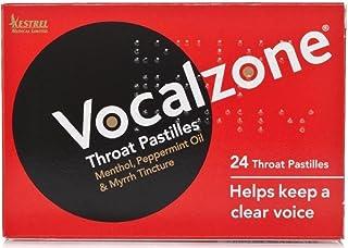 Vocalzone / ヴォーカルゾーン - のど用トローチ(24錠) ヴォイス アクセサリ
