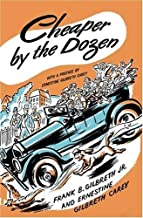 Cheaper by the Dozen by Frank B. Gilbreth (Large Print, Apr 2005) Hardcover