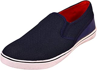 a653fd985c1 Amazon.in: Blue - Loafers & Moccasins / Casual Shoes: Shoes & Handbags