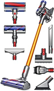 Dyson V8 Absolute Cordless HEPA Vacuum Cleaner and Extra Mattress Tool Bundle