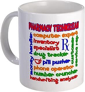 CafePress Pharmacy Technician Mug Unique Coffee Mug, Coffee Cup