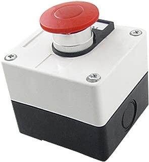 Saim Momentary Switch Mushroom Push Button Station