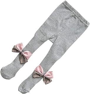 Toddler Kids Baby Girl Boys Bowknot Cotton Warm Tights Stockings Pantyhose Kids Girls Stretch Soft Elastic Stockings