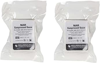 NAR Compressed Gauze 2 Pack by North American Rescue