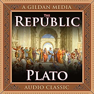 The Republic     Translated with Notes, An Interpretive Essay, and a New Introduction by Raymond Larson              By:                                                                                                                                 Plato,                                                                                        Raymond Larson (translator)                               Narrated by:                                                                                                                                 Don Hagen                      Length: 11 hrs and 19 mins     256 ratings     Overall 4.4
